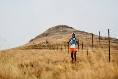 Thabang Does it Again at 4 Peaks