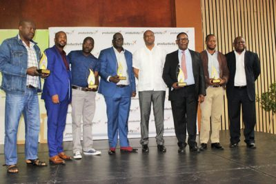 Top performing companies in Limpopo receive awards