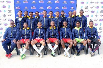 Madibaz football outreach project bears fruit