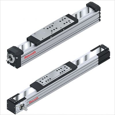 The next generation of Linear Modules: fit for one-point lubrication and challenging applications