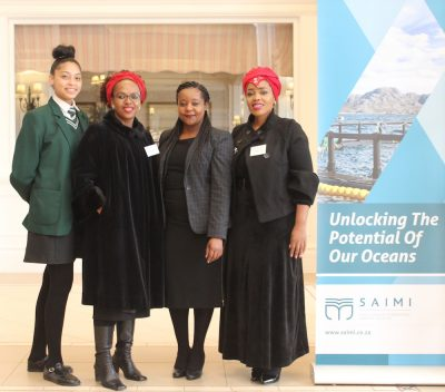 Women in maritime the focus of Eastern Cape career fair