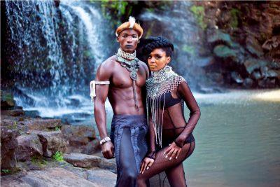 AfroFuturism at the Durban Fashion Fair 2018!