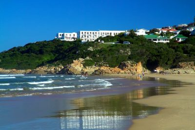 Whale-watching from your hotel room at The Plettenberg!
