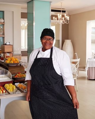 SA's Chef Martha Williams invited to cook in Abu Dhabi