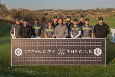 A test of skill at Steyn City fourth annual Golf Challenge