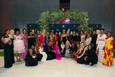 7% Tribe Gala Dinner at Steyn City attracts female luminaries from all business sectors