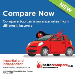 BetterCompare.co.za launches in South Africa