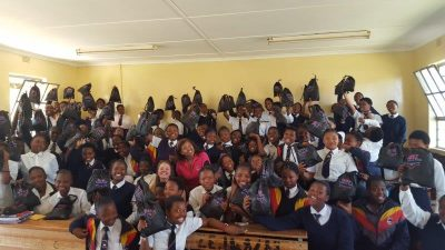 Major corporate donations empower 1000 schoolgirls with Subz reusable sanitary packs