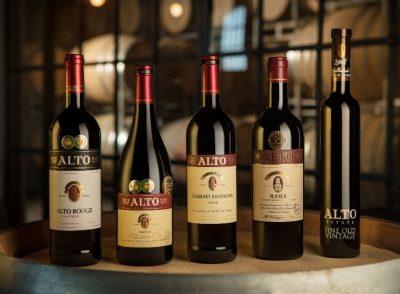 Veritas Accolades Brings Fresh Acclaim To Alto Wines