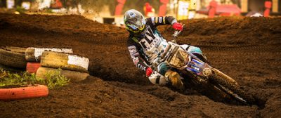 Tristan Purdon Impresses At MotoCross Final In Gauteng!