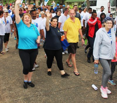 Get down to uShaka for weekly Park Run