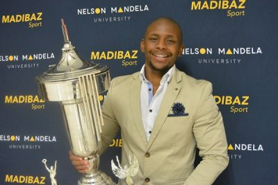 Maxama fulfils mission with Madibaz sports award