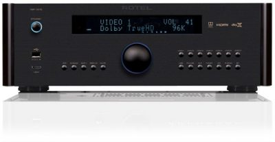 Homemation – Rotel Surround Sound Processor