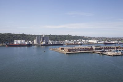 Transnet Updates Industry on Process of Attracting New Terminal Operators into Port of Durban's Island View Precinct