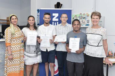 Engen helps Work4You graduates enter the labour market
