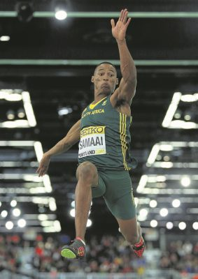 Samaai, Letsoso take top UJ sports awards
