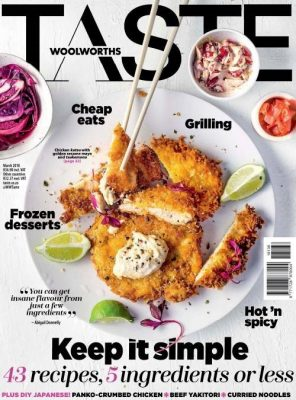 Woolworths and New Media's TASTE bags gold at Folio Awards in New York