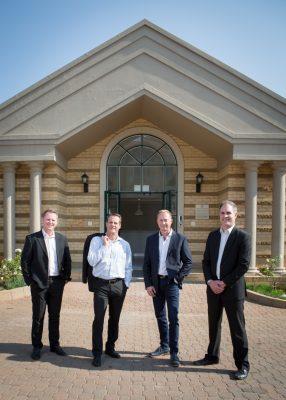 Tyson Properties wins another international award as it announces 100 % growth