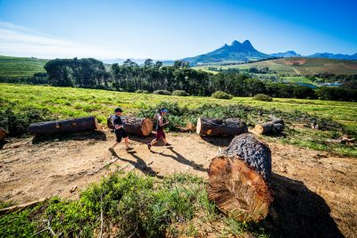 Falke Trail Run Series Presents The Annual Klapmuts Cup Trail Run