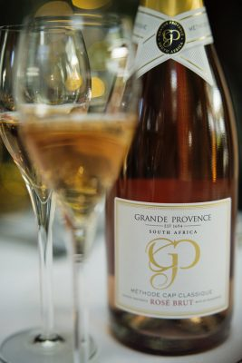 Join Grande Provence at the Franschhoek Cap Classique & Champagne Festival