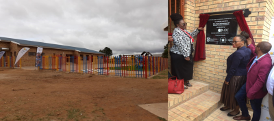 Public-Private Partnerships invest over R20 million in five Eastern Cape schools