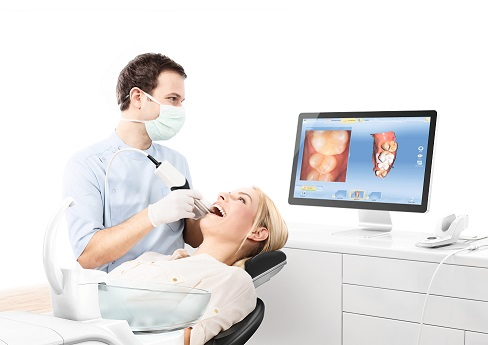 Save dental patients the discomfort  and take impressions using the Dentsply Sirona CEREC Omnicam