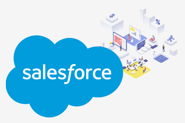How do you increase your business with Salesforce CRM?