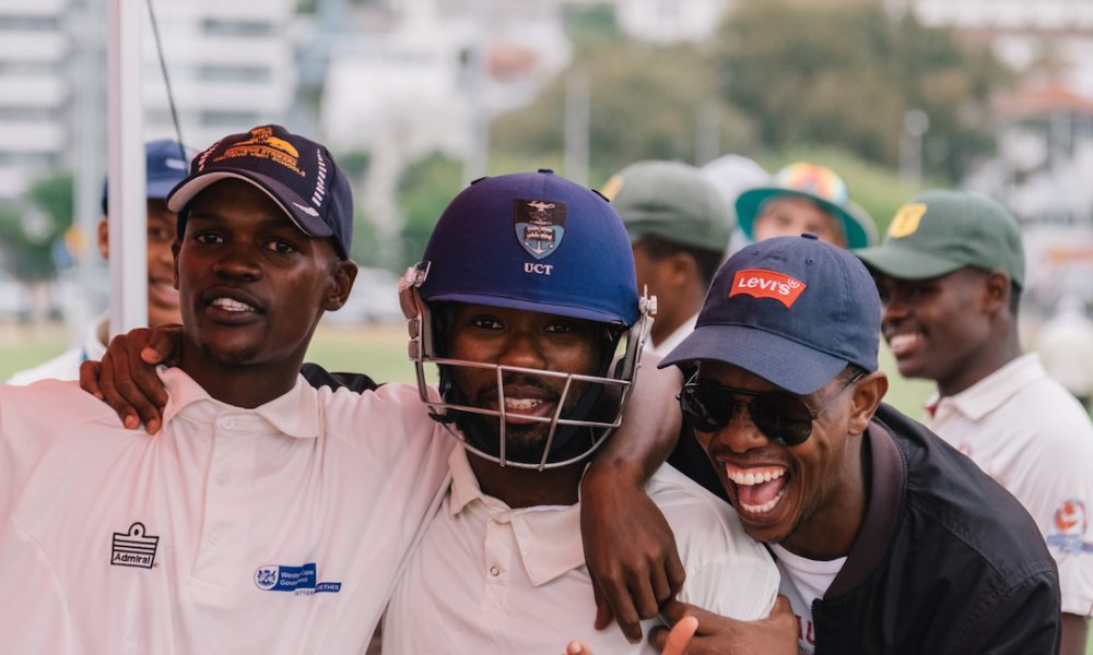 SA Cricket Legends return to focus on developing cricket talent