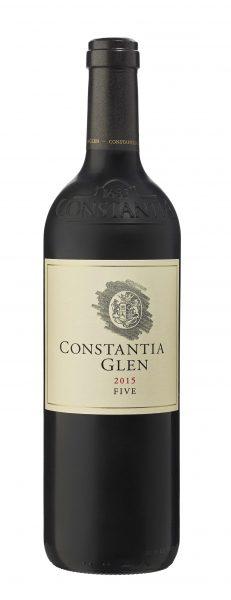 Constantia Glen FIVE 2015