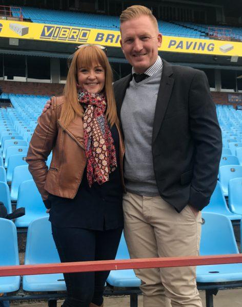 Samantha Hogg & Sias du Plessis