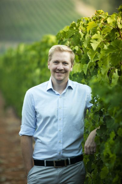 TOKARA winemaker Stuart Botha