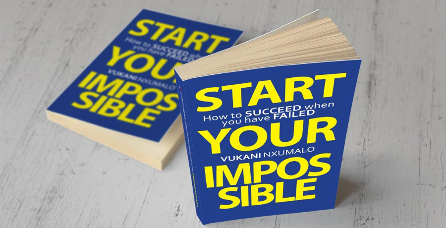 Start Your Impossible Book Photo: RedOystor Media