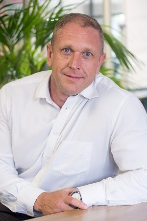 Jacques de Beer Managing Director of Talksure