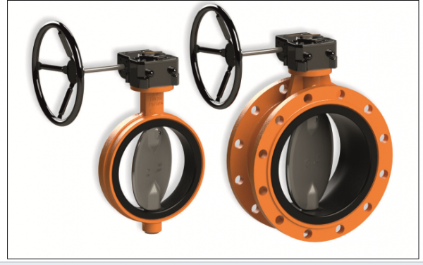 The Wouter Witzel butterfly valves now used at USM