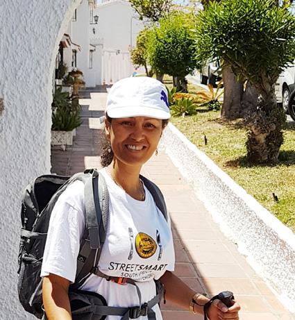 Chairman of StreetSmart SA, Melanie Burke - Camino