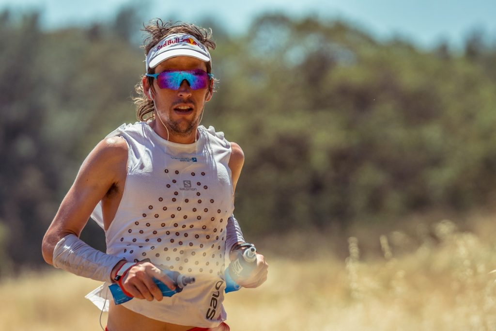 Ryan Sandes to take on the Western States 100 Miler this June Photo: Dean Leslie Wandering Fever