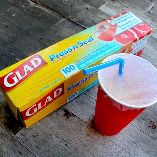GLAD's handy holiday helpers Photo: Clorox SA
