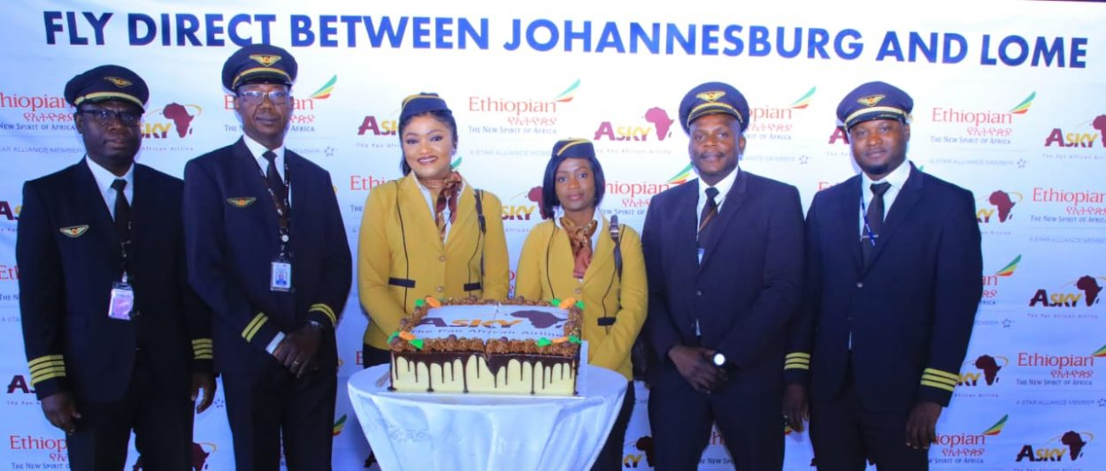 ASKY and Ethiopian Airlines