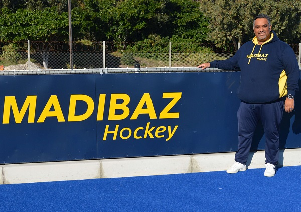 Madibaz Sport hockey manager Cheslyn Gie has been appointed assistant coach for the South African hockey squad to compete in the FIH Hockey Series Finals in Bhubaneswar, India, from June 6 to 15. Photo: Brittany Blaauw