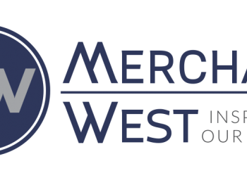 Merchant West logo