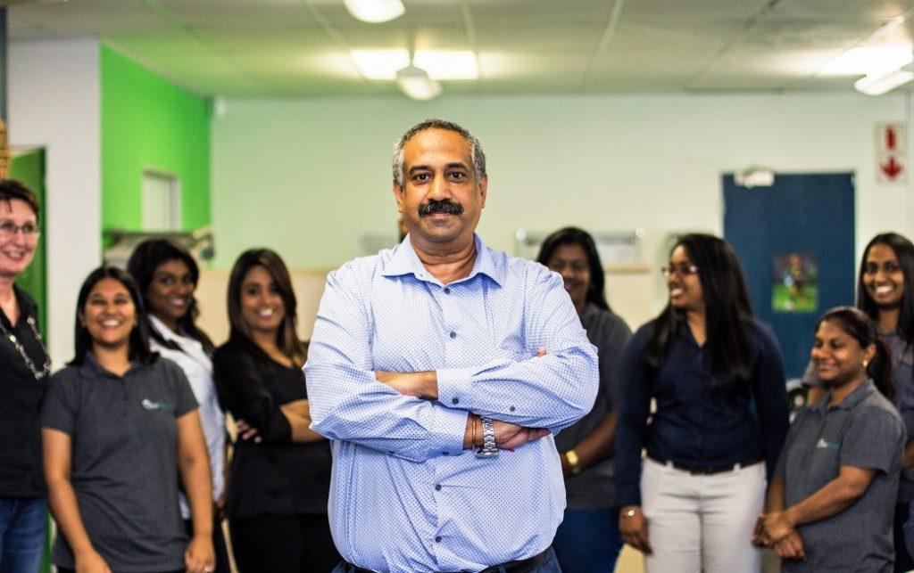 Sivarajan Naidoo, Head of EduPower Photo: Peridot Communications