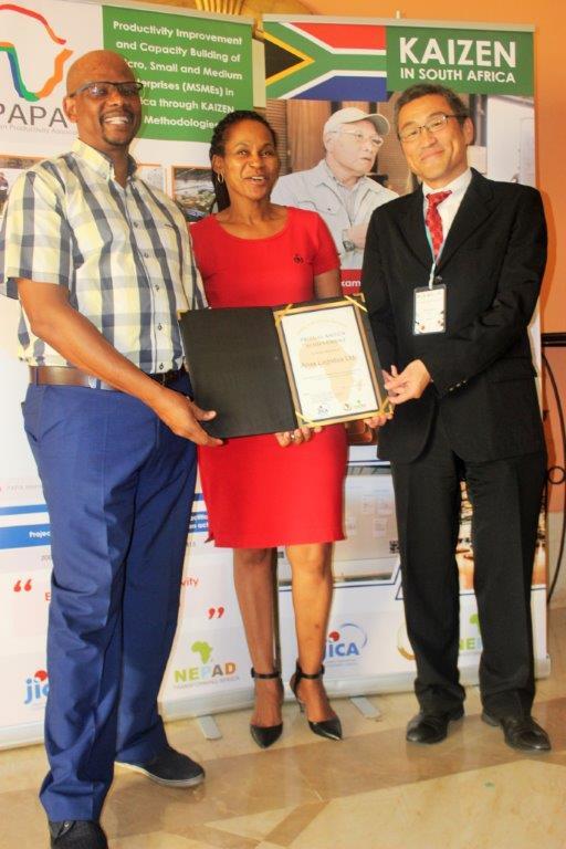 African Kaizen Awards 2019