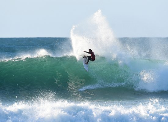 Jordy Smith ready for Corona JBay Open Photo: © Kody McGregor